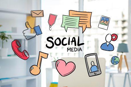 social media, social media marketing